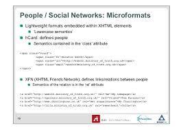 tutorial social semantics