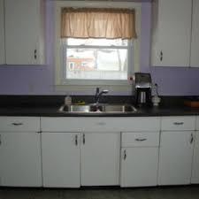 Retro Metal Kitchen Cabinets HBE Kitchen - White metal kitchen cabinets