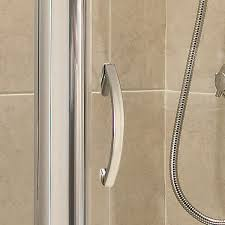 Mira Shower Door April Identiti2 Pivot Shower Door With Optional Side Panel