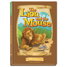 lion mouse hardcover book abcmouse