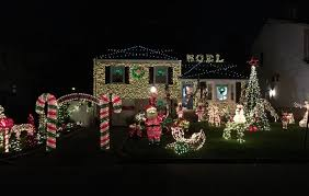 christmas lights events nj where to see the best christmas light displays in nj 2016