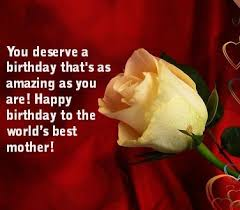 Wishing Happy Birthday To Cute Happy Birthday Mom Quotes With Images