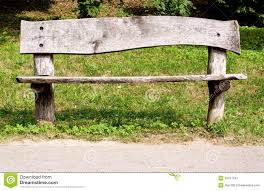 Bench Photography Weathered Wooden Park Bench Stock Image Image 34727247