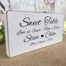 Wedding Table Signs Wedding Table Signs Ebay