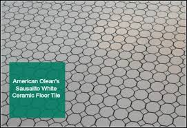 Black And White Ceramic Floor Tile American Olean Sausalito White Ceramic Tile Lowe U0027s Hooked On Houses