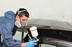 Paint Spray Gun Hire - why you should leave car painting to the professionals crone u0027s