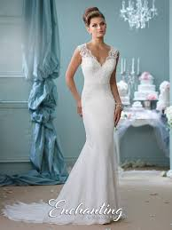 mon cheri wedding dresses illusion back wedding dress 116132 enchanting by mon cheri