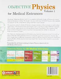buy objective physics vol 1 for medical entrance examinations