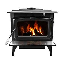 pleasant hearth lws 130291 2 200 sq ft large wood burning stove