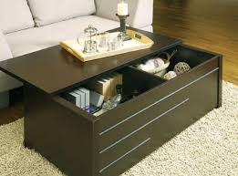 sliding top coffee table coffee table inspiring sliding top coffee table storage box coffee