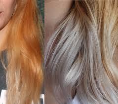 Satin Hair Color Chart Diy Hair Fail Toning Blonde Hair With Wella Color Charm Toner