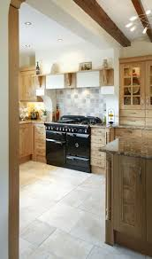 kitchen room design grey cabinet on the cream floor contemporary