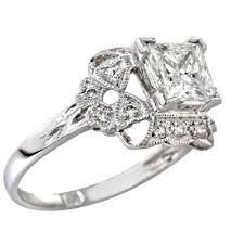 engagement rings vintage style plain antique engagement rings antique style engagement rings