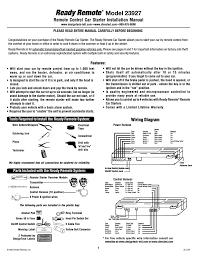 wiring diagrams remote start wiring diagrams rs232 pin