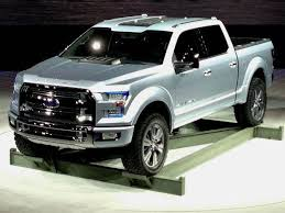ford atlas concept hints at 2015 f 150 detroit 2013 kelley