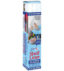 What Is The Best Shelf Liner For Kitchen Cabinets Amazon Com Shelf It Liner For 12