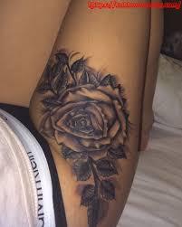 thigh tattoos for or hip thigh tattoos