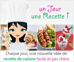 recette cuisine du jour outil gratuit pour webmaster un widget pour des recettes de