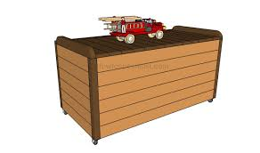 Wooden Toy Chest Instructions by How To Build A Toy Box Howtospecialist How To Build Step By