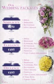 wedding flowers packages wedding flowers mallow wedding florist mallow wedding bouquets