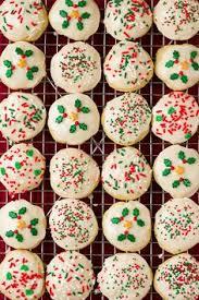 sesame seed cookies italian with vanilla cookies pinterest