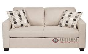 customize and personalize 702 full fabric sofa by stanton full