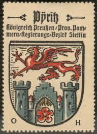 Pyritz Kreis Pyritz Pommern Family History Prussia Weizackerkreis Pyritz Sts German State German