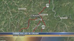 Wayne County Tax Map Three Dead In Wayne County Crash Wnep Com