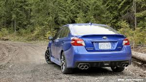 2018 subaru wrx engine 2018 subaru wrx and wrx sti gallery slashgear