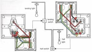 how to install a double light switch wiring diagram for double switch wiring diagram for double light