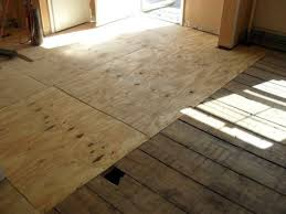 nj subfloor leveling and repair all flortec inc
