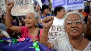 Comfort Women In Philippines Filipino U0027comfort Women U0027 Demand Justice Nytimes Com