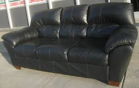 Modern Leather Sofa Black Ashley Black Leather Sofa 13 With Ashley Black Leather Sofa