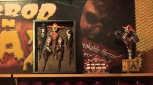 halloween horror nights merchandise new halloween horror nights store in universal youtube