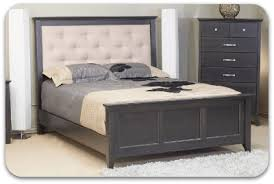 Upholstered Headboard Bed Frame Pacific Platform Bed With Drawers
