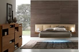 presotto wing suspended bed floating look contemporary italian bed