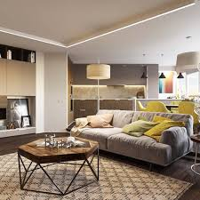 Plain Living Room Decorating Ideas Apartment And More On - Apartment room designs