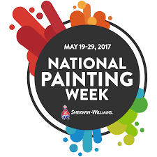 national painting week 2017 sherwin williams