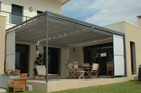 Coupe Vent Terrasse Retractable by Brise Vue Retractable Sur Mesure Gelaco Com