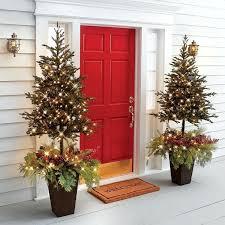 cheap christmas trees with lights lowes pre lit christmas tree amodiosflowershop com