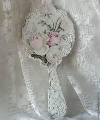 Shabby Chic Rose by Buy Mirror Shabby Chic