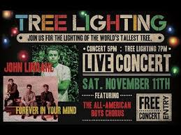 citadel tree lighting 2017 16th annual tree lighting concert at citadel outlets youtube