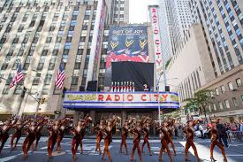 christmas in august 2016 the rockettes