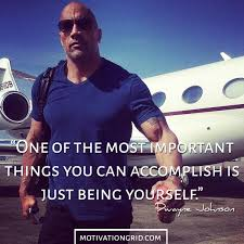 Hit The Floor Kickass - 25 bad dwayne johnson motivational picture quotes