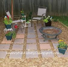 Simple Backyard Patio Ideas by Cheap And Easy Patio Ideas Ecormin Com