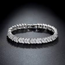 bridal bracelet images Marquise cut cz diamond tennis bracelet wedding bridal bracelet jpg