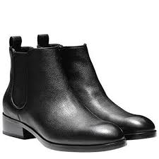 ebay womens ankle boots size 9 cole haan landsman bootie black womens 10 med leather ankle boots