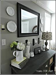 Mirror Over Buffet by French Style In Interior Design French Style Villa Interior