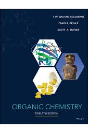 bank for organic chemistry 12th edition by solomons