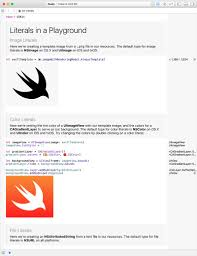 if statement objective c swift blog apple developer literals in a playground